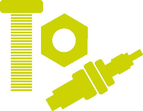 Ersatzteile und Zubehör Icon