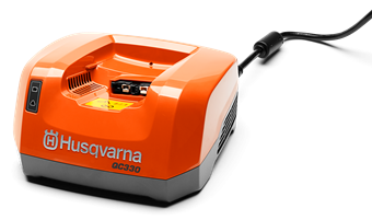 Akku-Schnellladegerät Husqvarna QC330 - 500 W/220 V